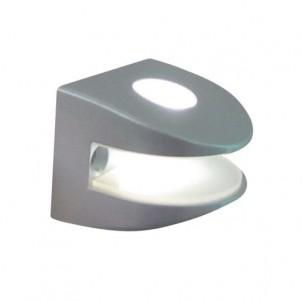 Светильник для подсветки стеклянных полок 1,2Вт (Хром)